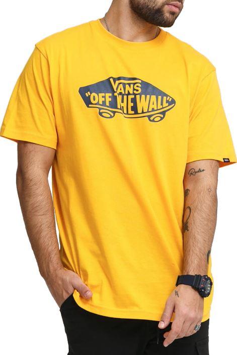 Vans tričko Vans Otw saffron Velikost: L