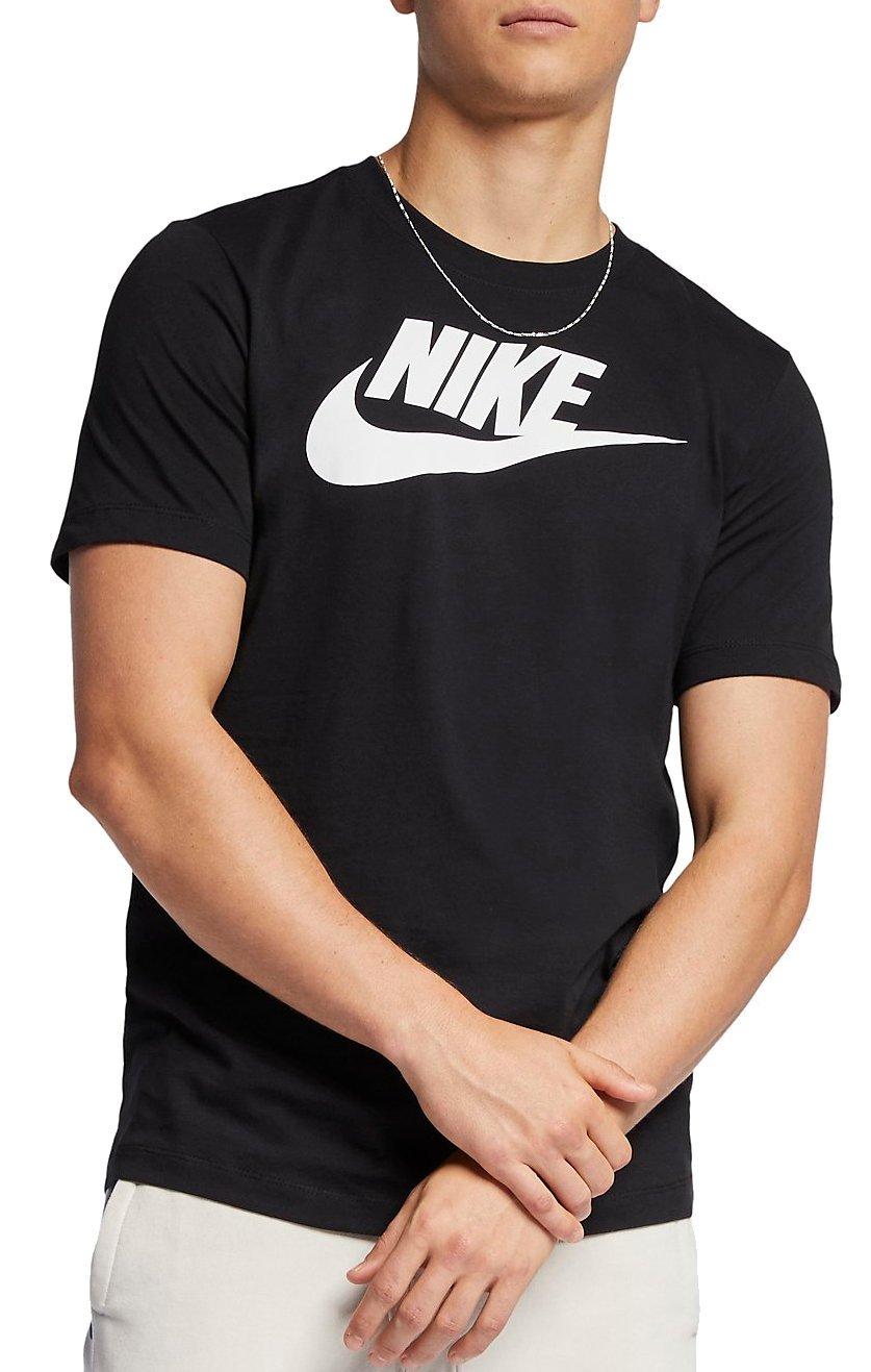Nike tričko Nsw Icon Furuta black Velikost: L