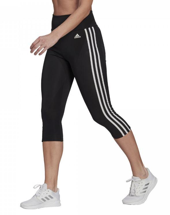 Adidas legíny W 3s 3/4 Tig black Velikost: S