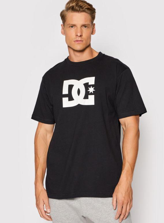 DC tričko Star HSS black Velikost: S