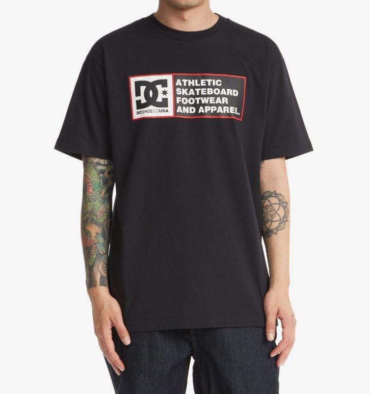 DC tričko Density Zone HSS black Velikost: S