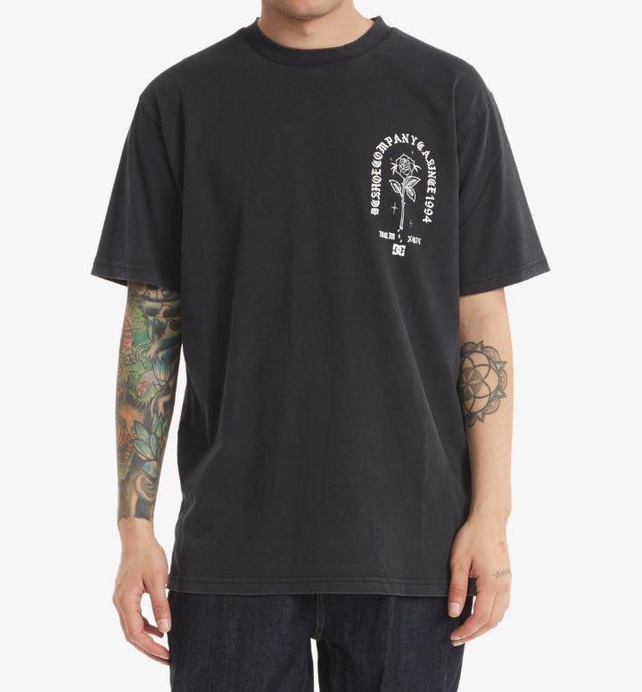 DC tričko Singled Out HLS black acid Velikost: S