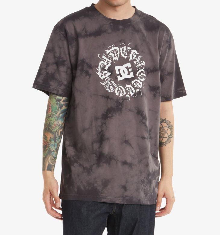DC tričko On My Block HSS black/castlerock Velikost: S