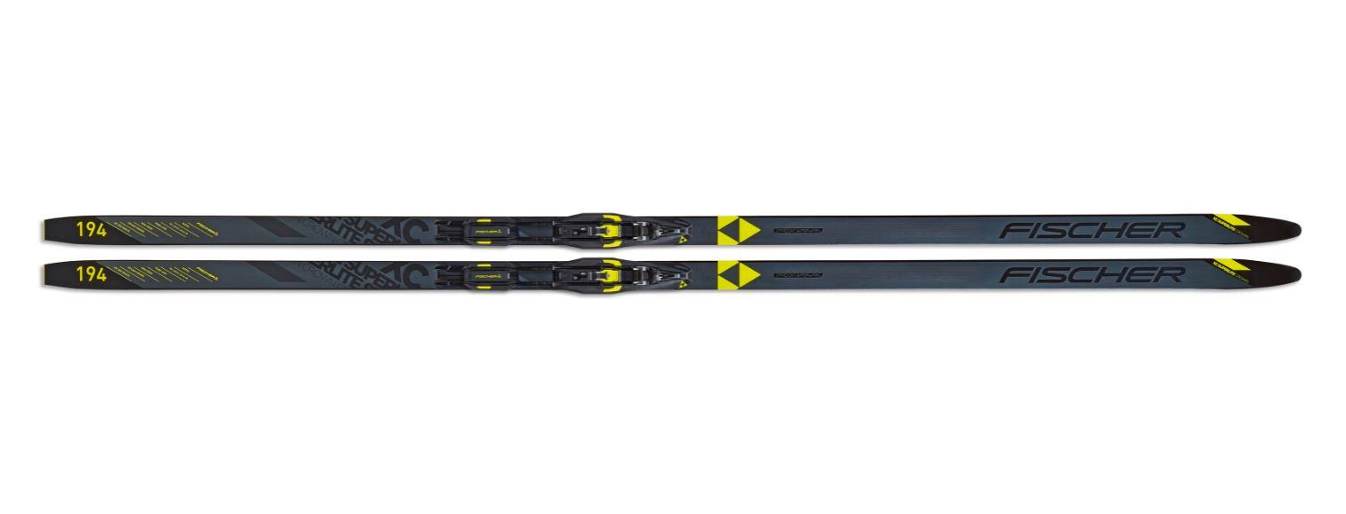 Fischer bežky Superlite Crown Ef 21/22 grey/yellow Velikost: 184