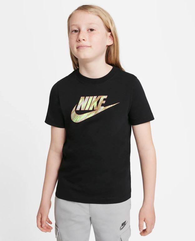Nike tričko Sporstwear Tee Camo Futura black Velikost: L