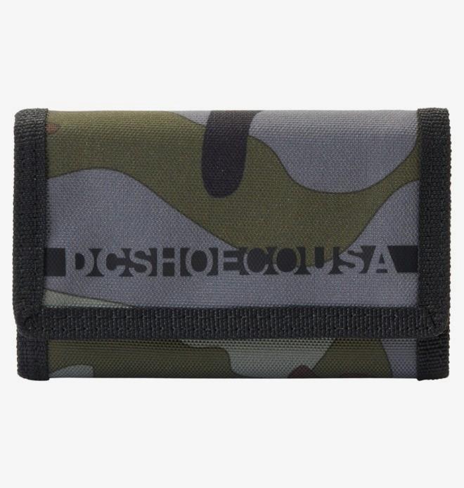 DC peňaženka Ripstop 2 woodland camo Velikost: UNI