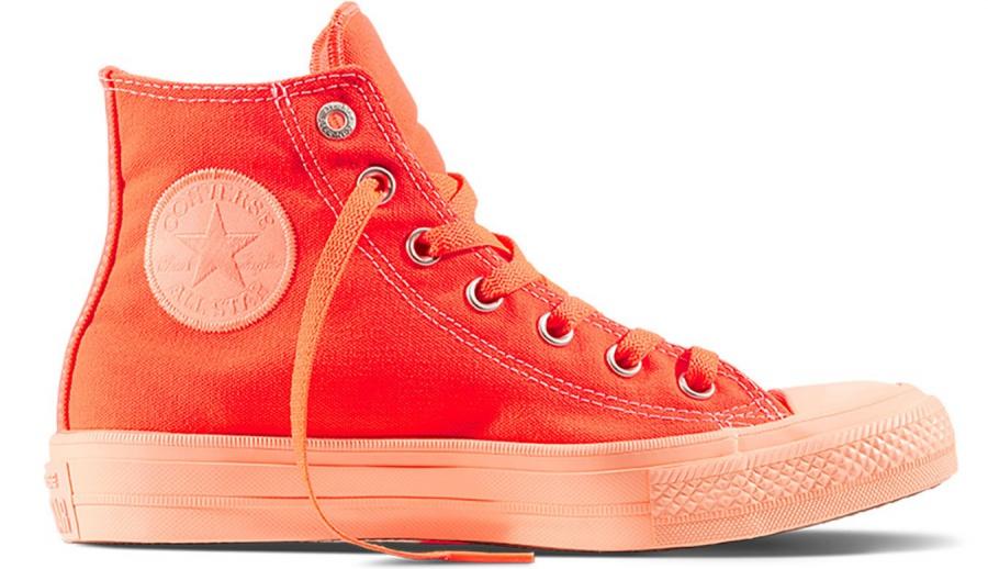 Converse obuv Chuck Taylor All Star II hyper orange Velikost: 37.5