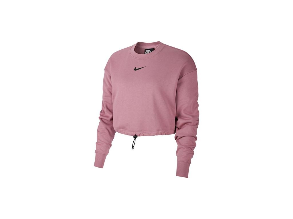 NIKE mikina SWOOSH WOMEN pink (Velikost L)
