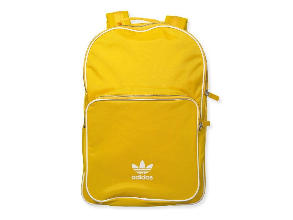 ADIDAS - taška  BP CL adicolor yellow (Velikost NS)