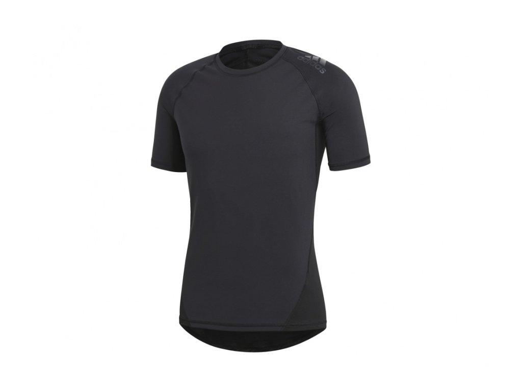 ADIDAS - tričko KR ASK SPR TEE SS black (Velikost L)