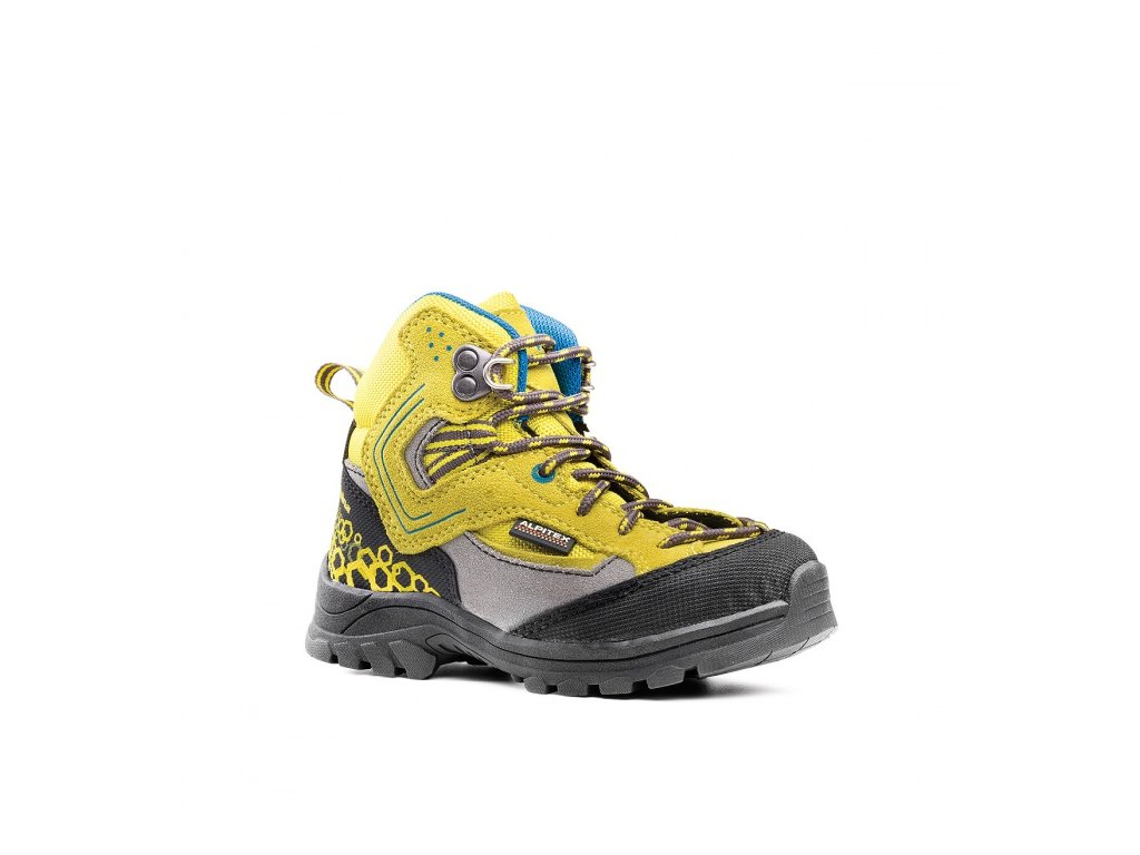 ALPINA - obuv OUT MOON yellow (Velikost 28)