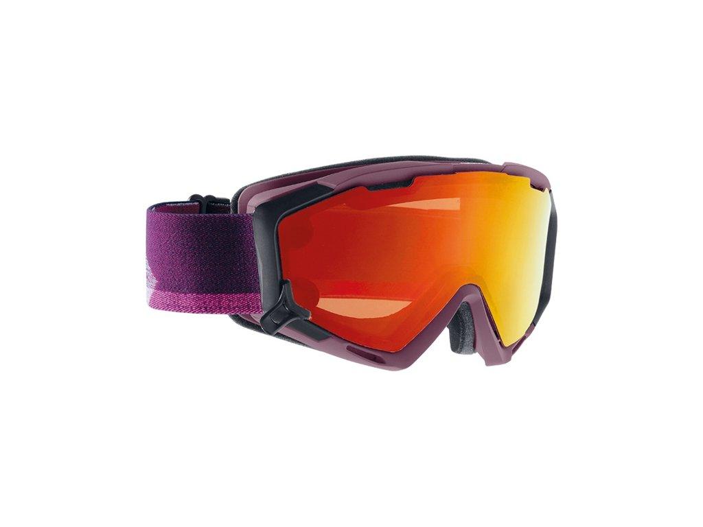 ALPINA - okuliare L PANOMA S MAGNETIC QMM deep violet (Velikost TU)