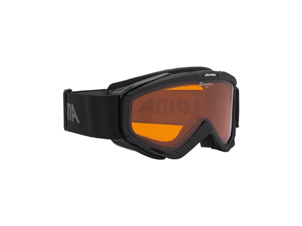 ALPINA - okuliare L SPICE black (Velikost UNI)
