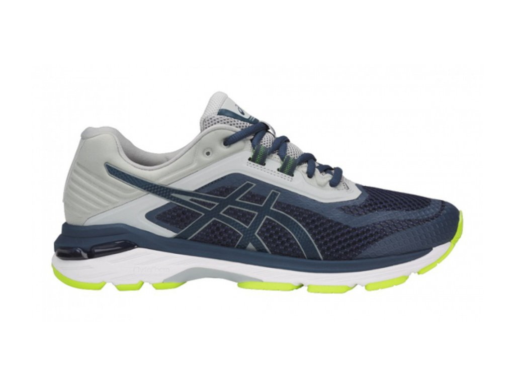 ASICS - obuv RUN GT-2000 6 blue/grey (Velikost 10)
