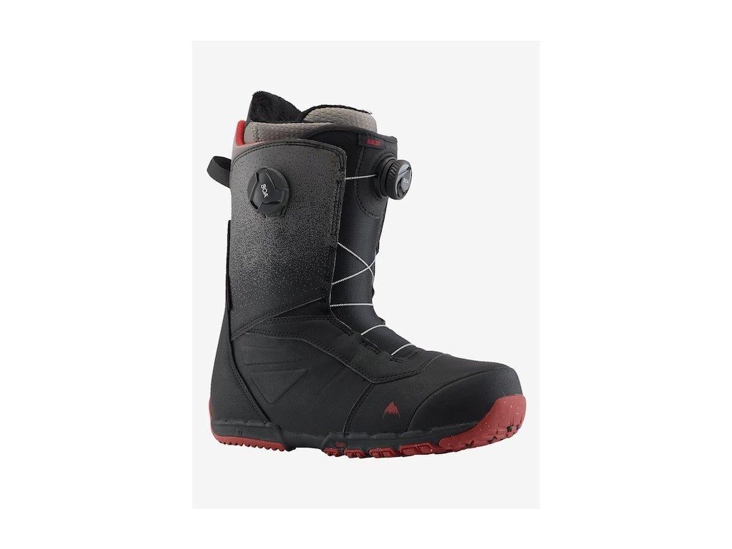 BURTON - obuv SNB RULER BOA 18/19 (Velikost 10.5)