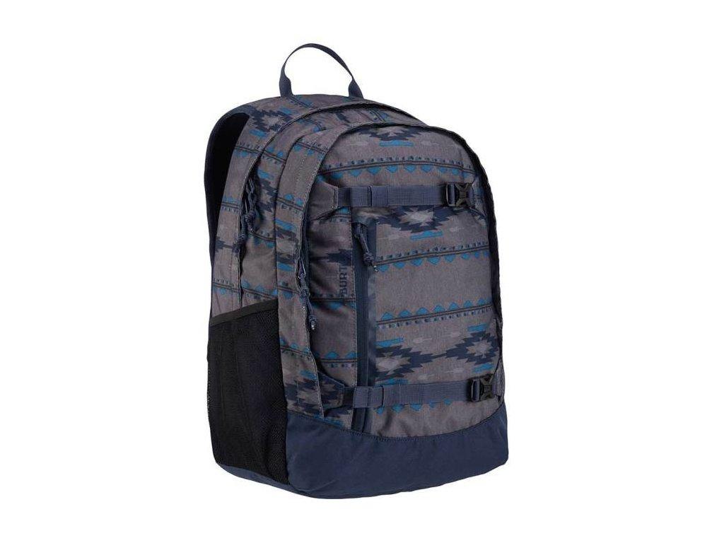 BURTON - ruksak YOUTH DAY HIKER 20L faded stripe (Velikost UNI)