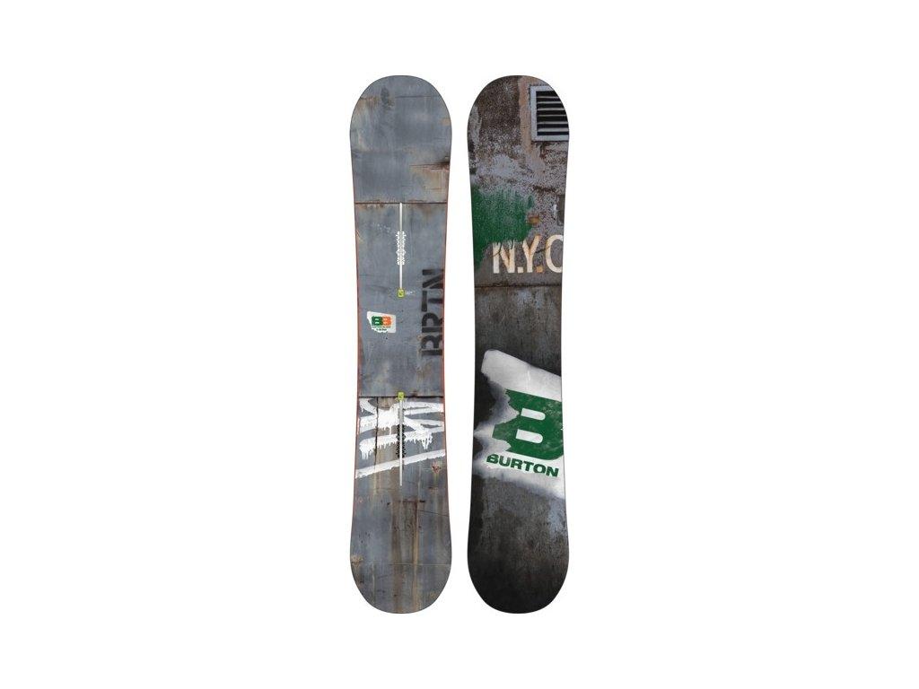 Burton - snowboard BLUNT 13/14 (Velikost 157)