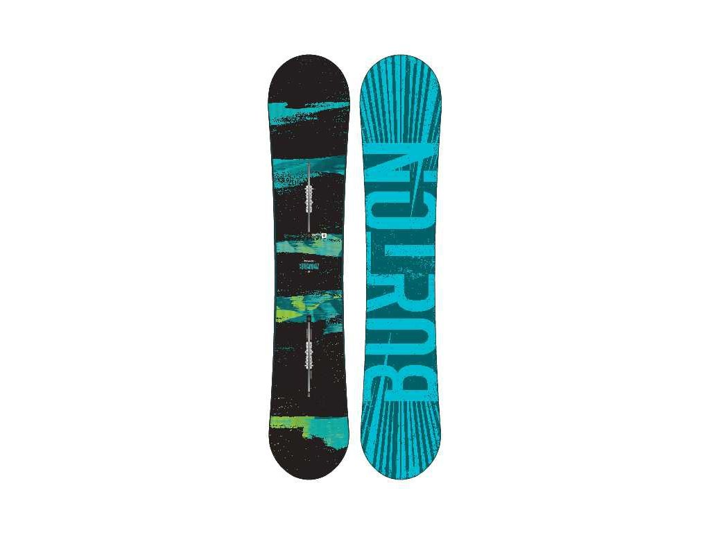 BURTON - snowboard RIPCORD  17/18 (Velikost 157)