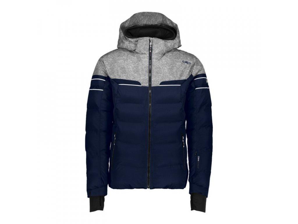 cmp man jkt zip hood giacca da sci uomo