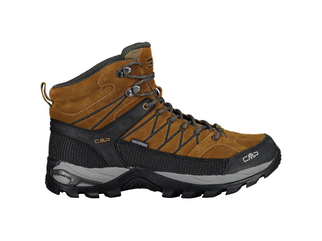 CAMPAGNOLO - obuv OUT-A RIGEL MID TREKKING SHOE WP (Velikost 40)