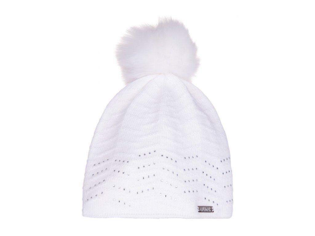 Colmar - čiapka LADIES HAT white (Velikost UNI)