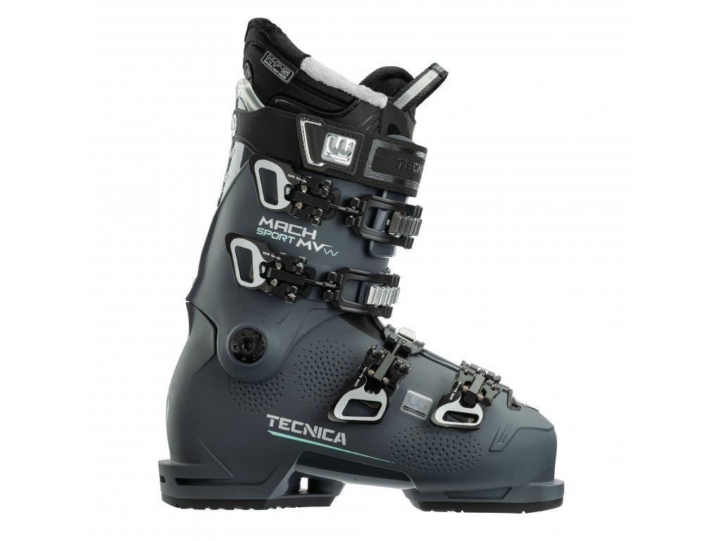 Levně Tecnica lyžařské boty Mach Sport MV 95 W 20/21 race gray