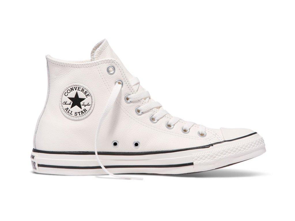Converse - obuv STR Chuck Talor All Star Leather egret (Velikost 36)