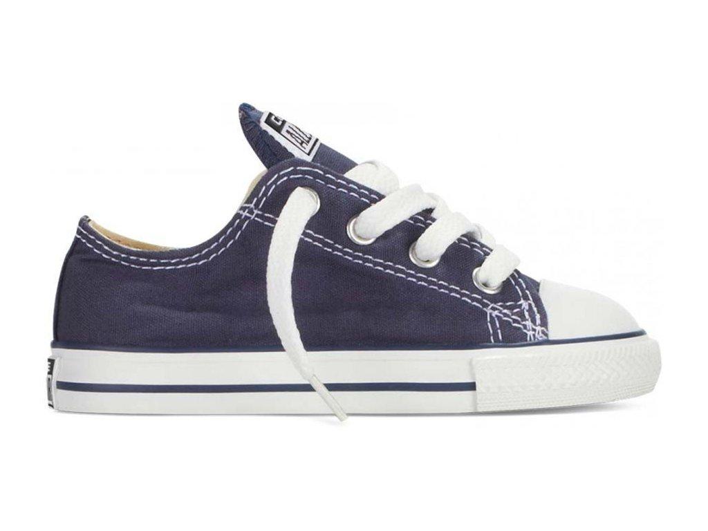 CONVERSE - obuv STR Chuck Taylor All Star baby navy (Velikost 24)