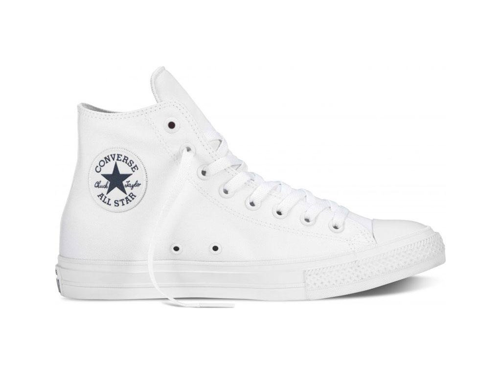 Converse - obuv STR Chuck Taylor All Star II white-navy (Velikost 35)
