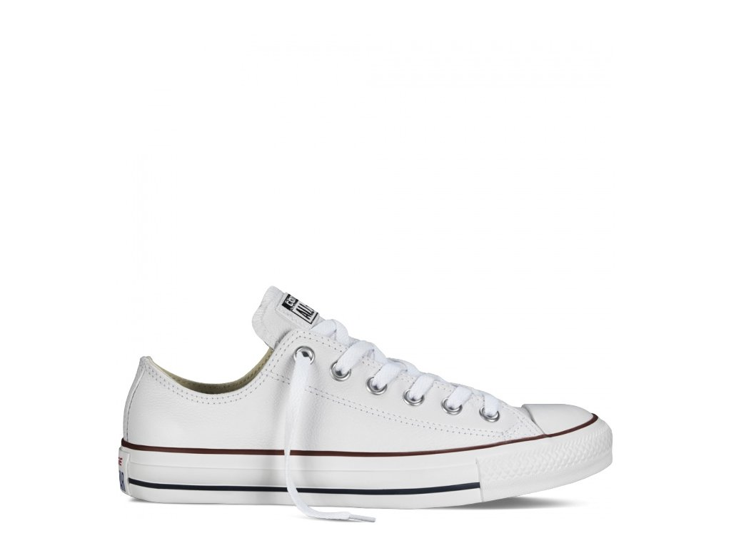 CONVERSE - obuv STR Chuck Taylor All Star Leather white (Velikost 35)