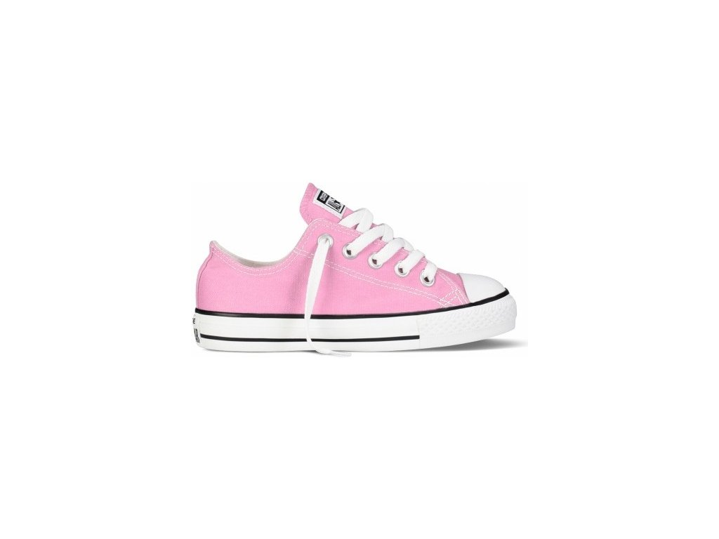 CONVERSE - obuv STR Chuck Taylor All Star pink (Velikost 30)