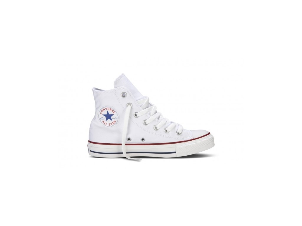 CONVERSE - obuv STR CHUCK TAYLOR AS CORE TRAMPKI OPTIC WHITE (Velikost 35)