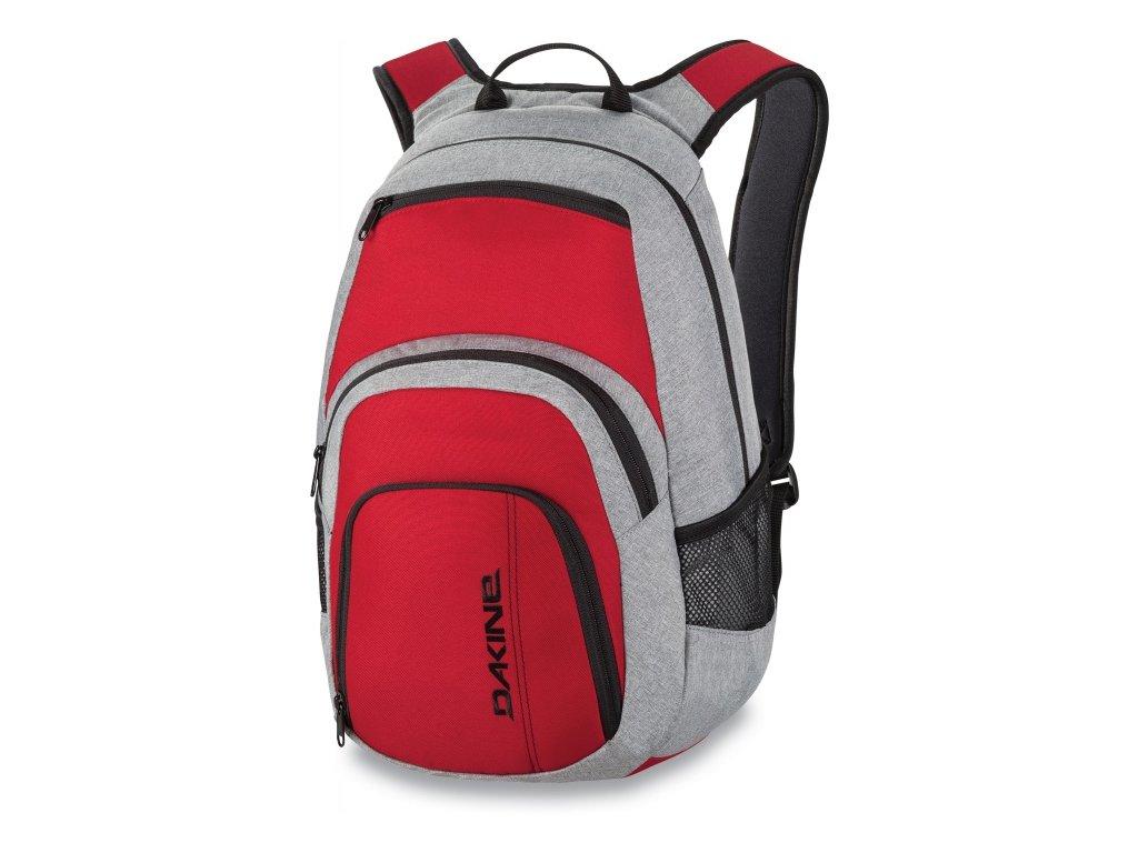 DAKINE - ruksak CAMPUS 25L red (Velikost UNI)