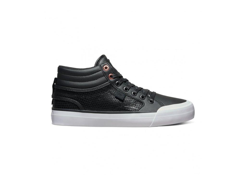 DC - obuv STR  EVAN HI SE black (Velikost 6)