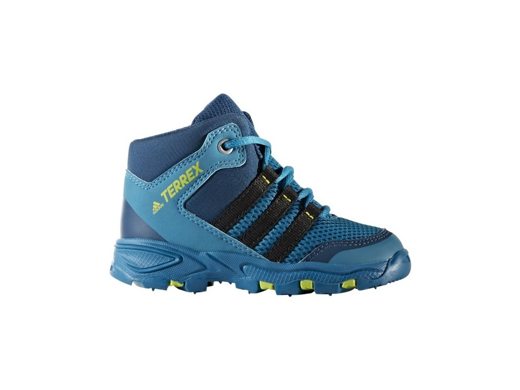 ADIDAS - obuv OUT AX2 MID I BLUE/BLK (Velikost 19)