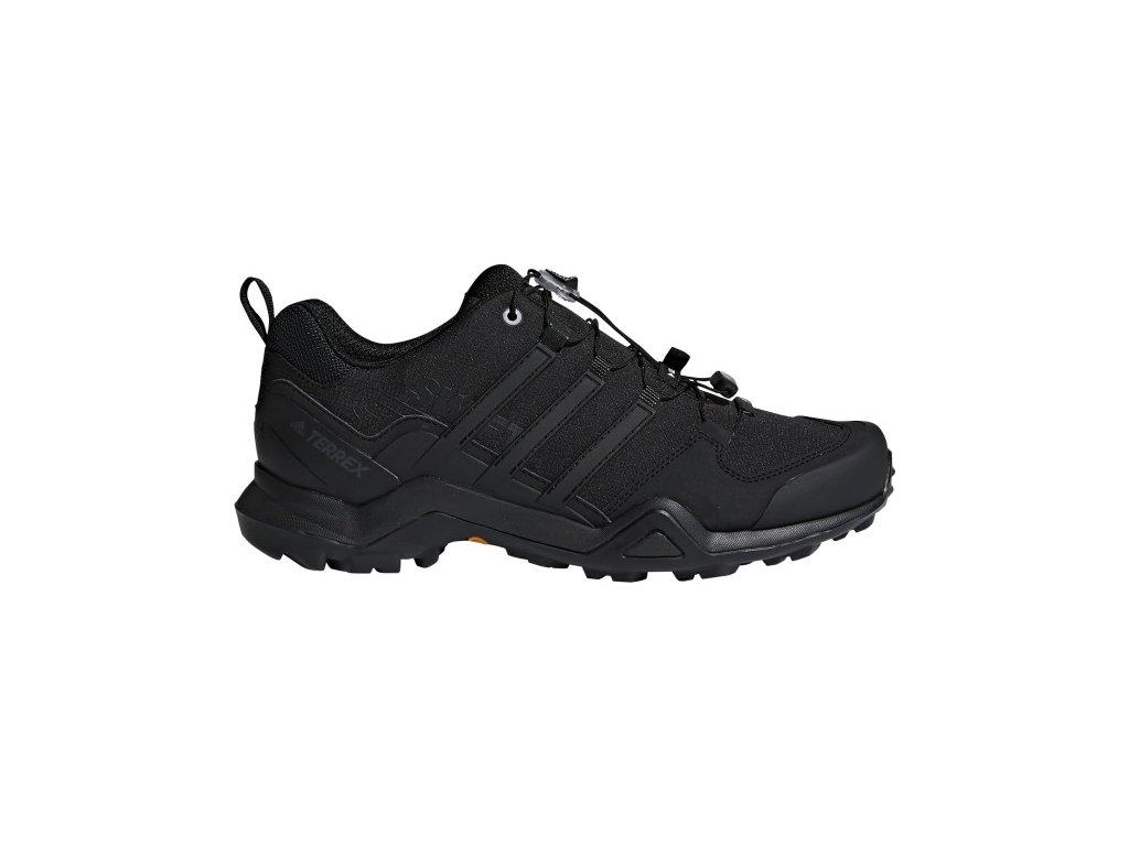 ADIDAS - obuv OUT TERREX SWIFT R2 black/black (Velikost 10)