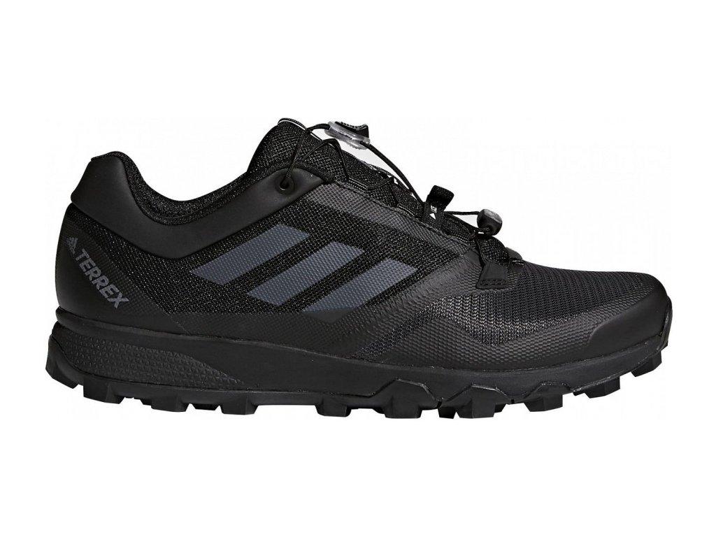 ADIDAS - obuv OUT TERREX TRAILMAKER BLACK/GREY (Velikost 10)