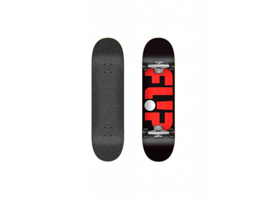 flip odyssey logo black 8x3185 complete skate[1]