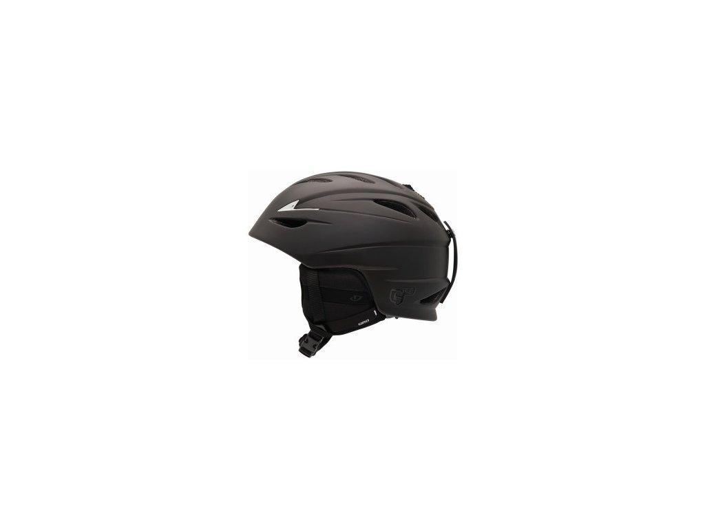 GIRO - prilba G10 matte black 17/18 (Velikost L)