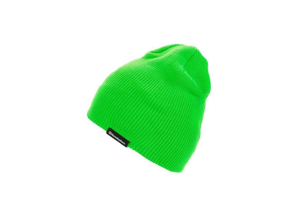 Horsefeathers - čiapka YARD BEANIE green (Velikost TU)