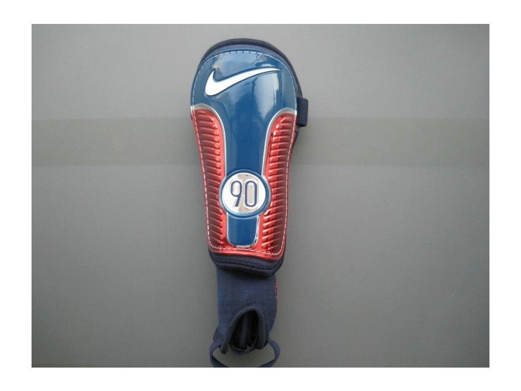 chrániče YOUTH T90 PROTEGGA SHIELD blue/red (Velikost M)