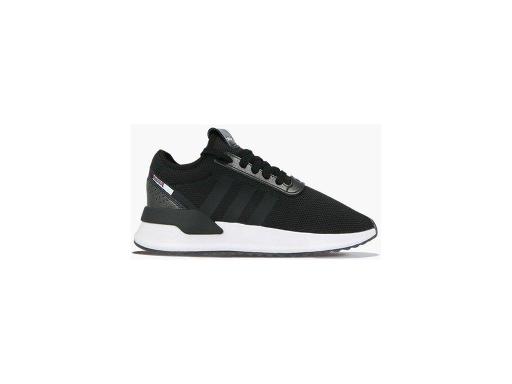 ADIDAS - obuv RUN U_PATH X W black (Velikost 4)