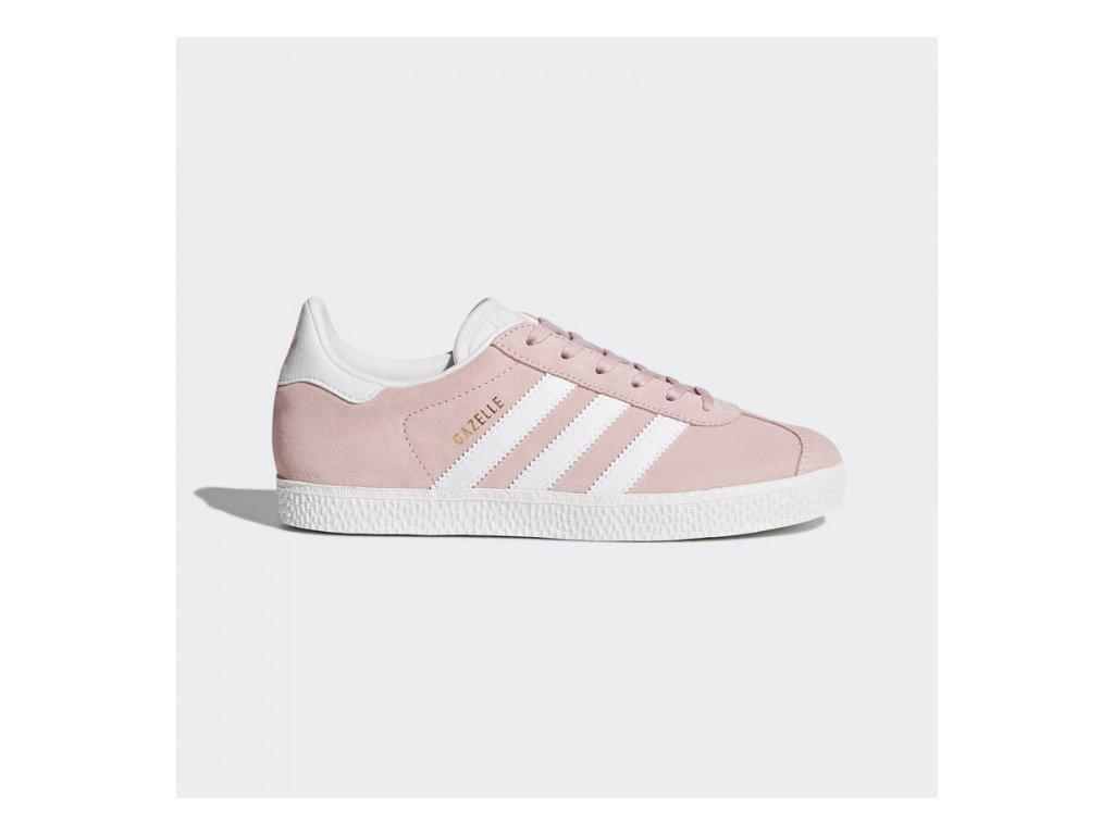 ADIDAS - obuv STR  GAZELLE J icey pink (Velikost 4.5)