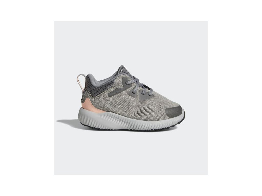 ADIDAS - obuv STR ALPHABOUNCE BEYOND grey 20 (Velikost 20)