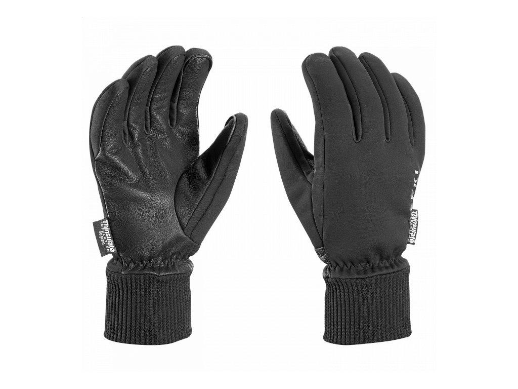 LEKI - rukavice Glove Hiker Pro WS mf touch black (Velikost 8.5)