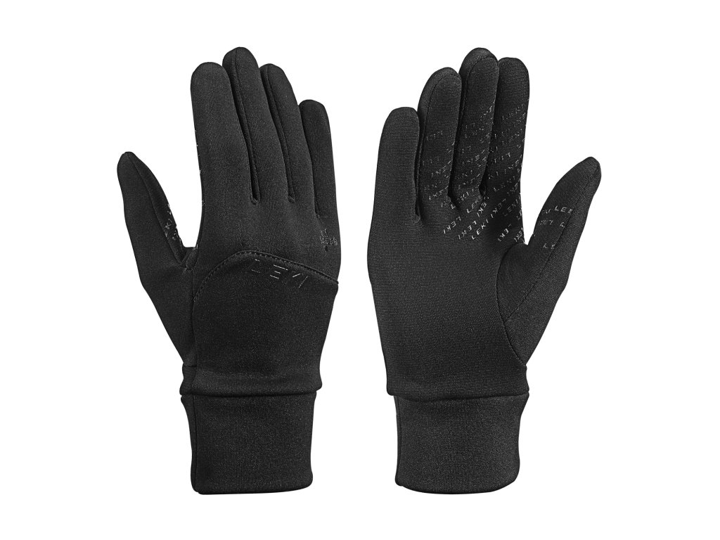 LEKI - rukavice L URBAN MF TOUCH black (Velikost 10)