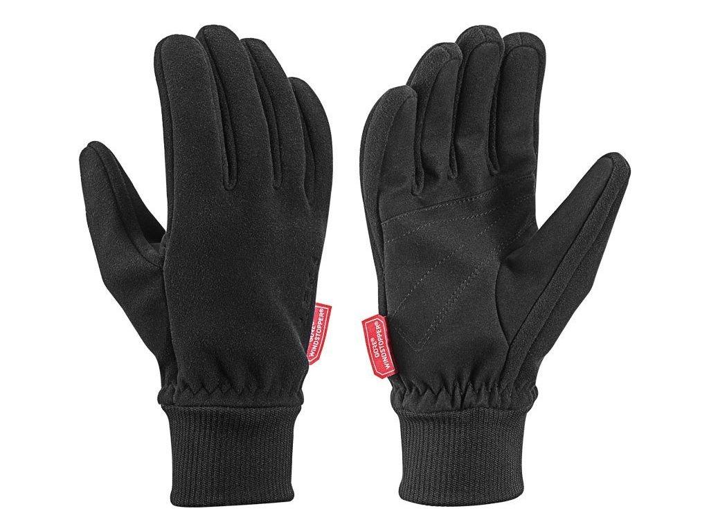 LEKI - rukavice Trek black (Velikost 10)
