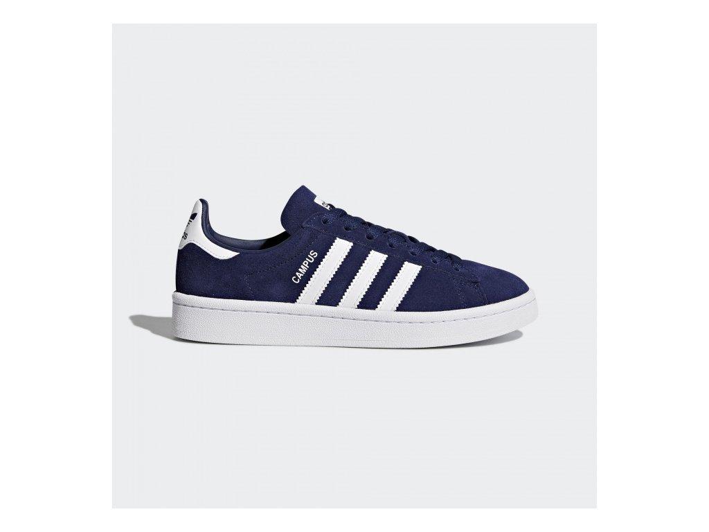 ADIDAS - obuv STR CAMPUS J DARK BLUE (Velikost 4)
