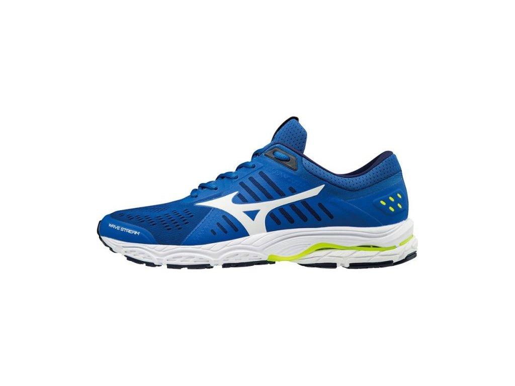 MIZUNO - obuv RUN WAVE STREAM blue/white (Velikost 42)
