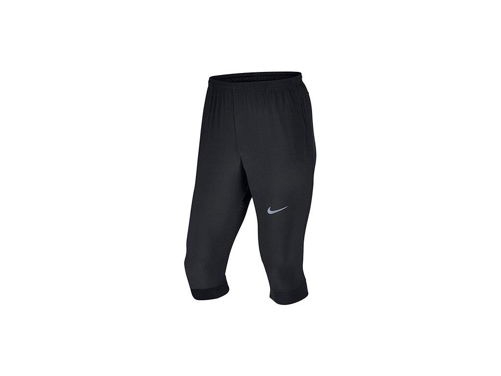 NIKE - legíny FLEX RUNNING PANTS black (Velikost L)